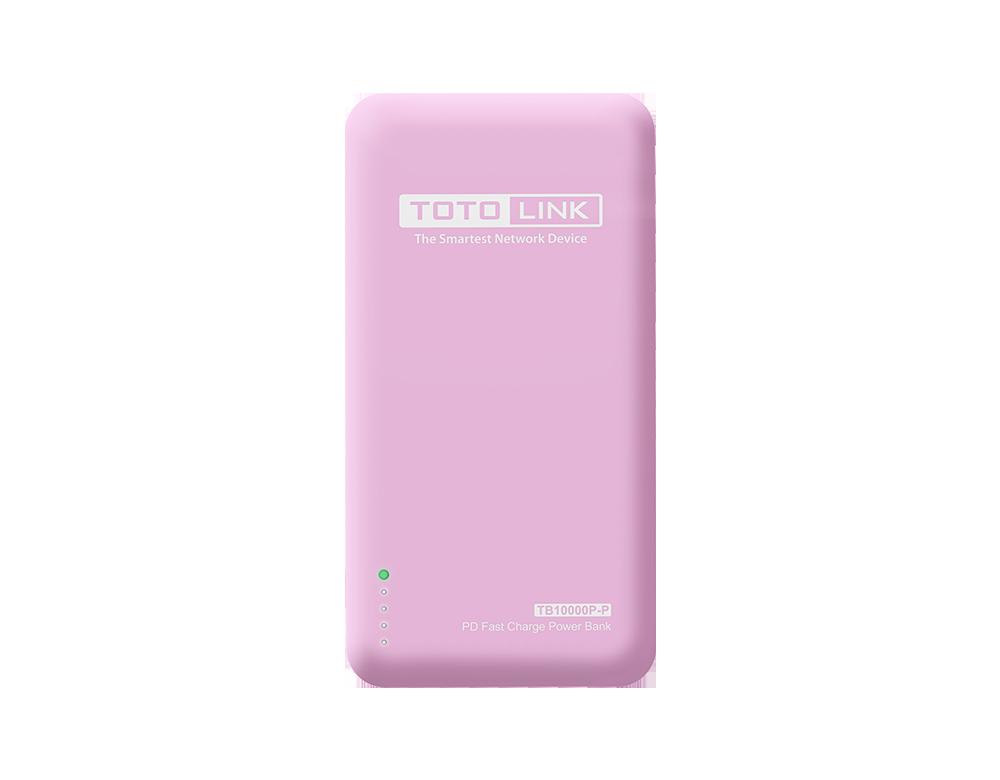 TB10000P-P_PDFastChargePowerBank_Pink